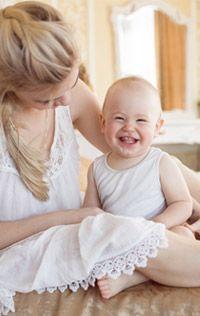 Werdende Mütter und Kind
