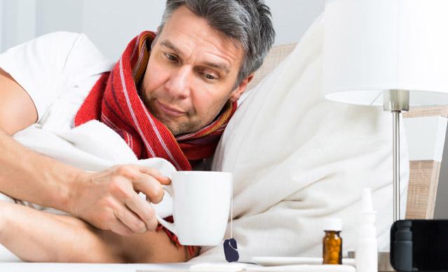 Jedes Jahr der selbe Kampf: Immunsystem gegen Erkältungserreger